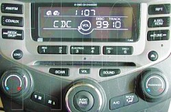 Accord6cdradio