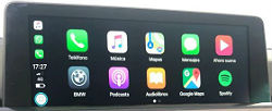 Ecran BMW iDrive 8.8 pouces