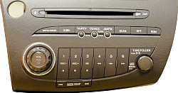 Honda Panasonic 1yc5