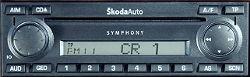 skoda symphony