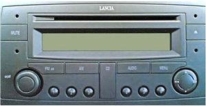 Autoradio Lancia