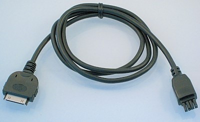 Cable iPad-iPhone-iPod optionnel