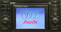 Audi Navigation couleur 4/3