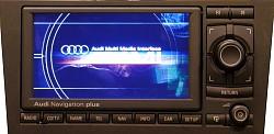 Audi Navigation couleur 16/9
