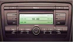 Skoda Stream MP3