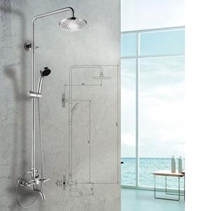mitigeur de douche T7