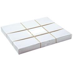 emballage Receveur de douche rectangulaire en porcelaine