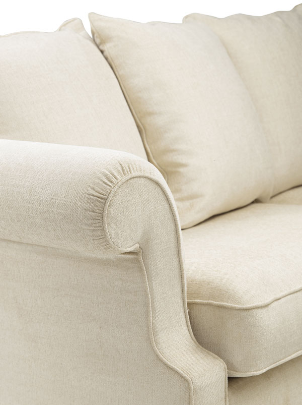 canapé anglais,canapé déhoussable,canapé blanc