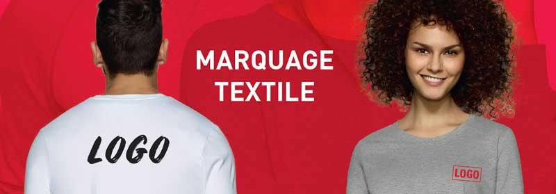 Marquage textile vêtement de travail