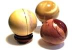 boules en pierres naturelles feng shui