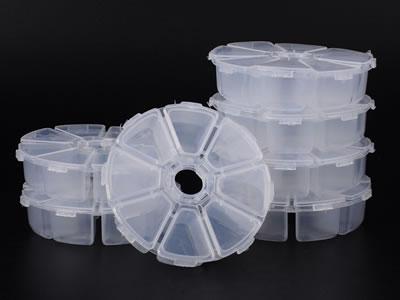 boites de rangements pour perles - aromasud