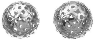 perles rondes en argent 925 - aromasud