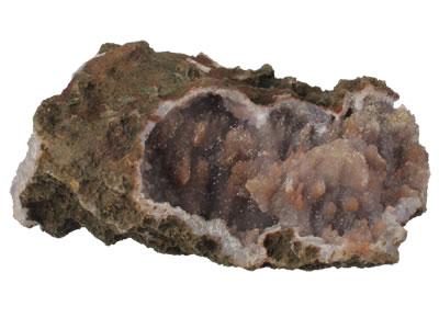 Spécimen de Calcédoine de Collection