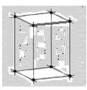 Chalcopyrite : quadratique tétragonal