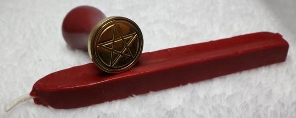 sceau à cacheter - aromasud