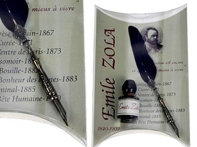 coffret ecriture de calligraphie - aromasud