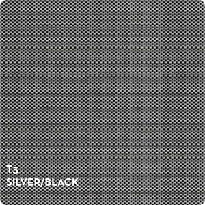 Textilène gris foncé