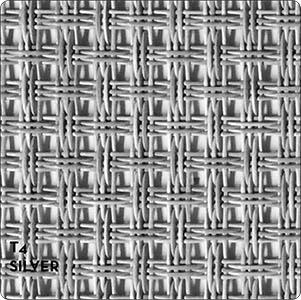 Textilène Silver