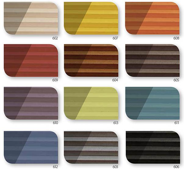 couleur apf II