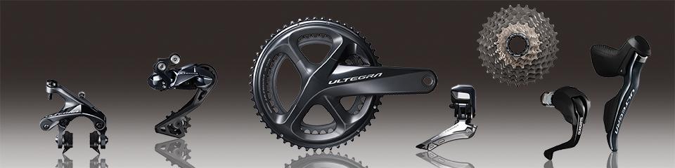 Groupe ultegra Di2 - Groupe complet Shimano - Royal Bike Shop