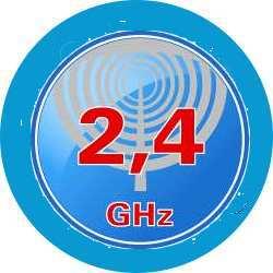 telecommande parentale 2.4ghz